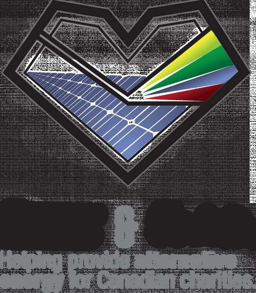 Heart and Solar Logo