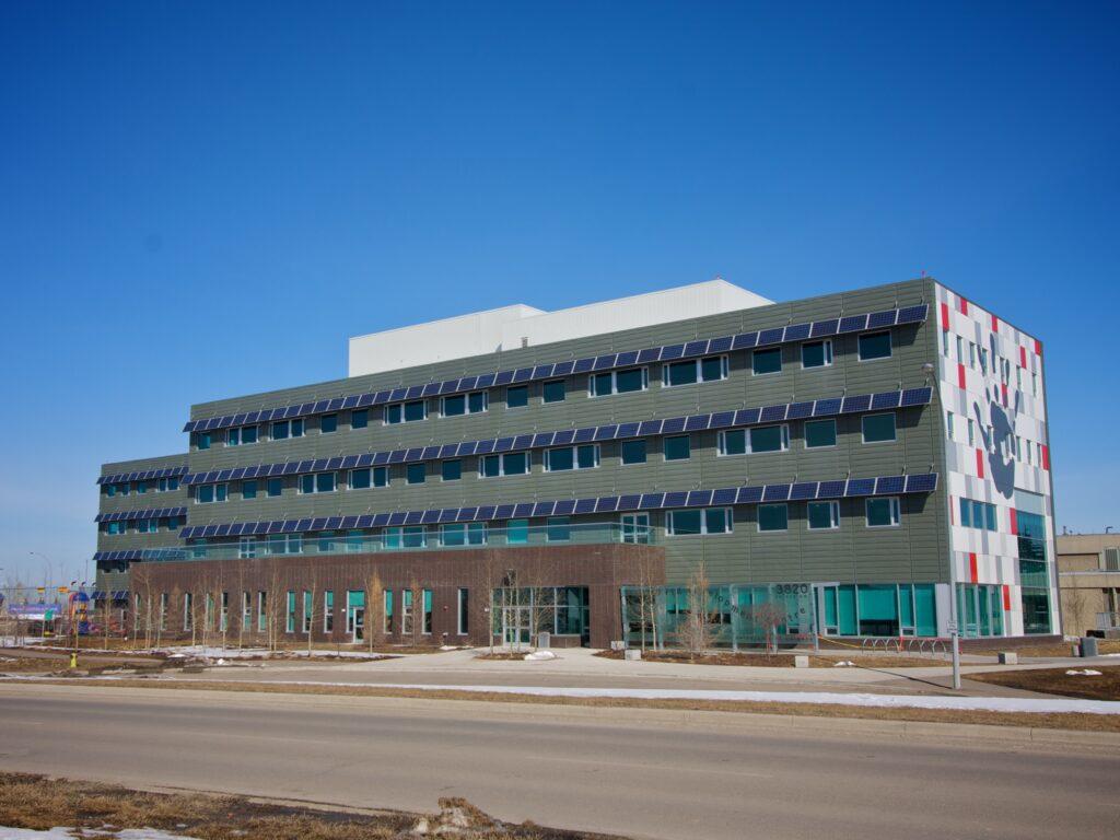 University of Calgary Child Development Centre SkyFire Solar Anniversary