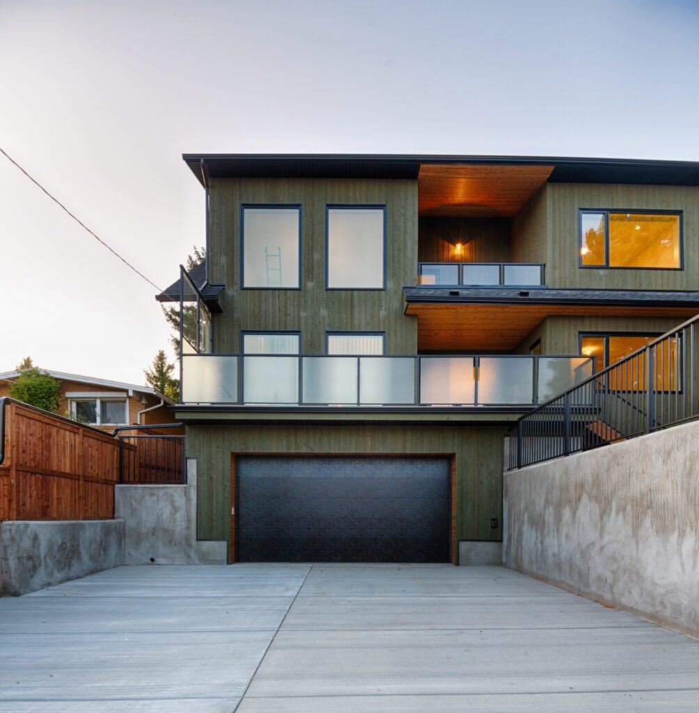 Homes By Sorensen custom home solar